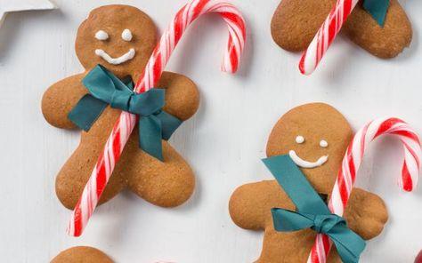 gemberkoekjes gingerbread mannetje