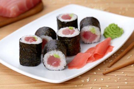 gember sushi