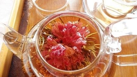 hoe gezond is jasmijn thee?